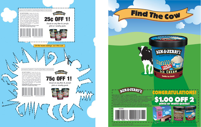 Ben and jerrys coupons printable 2018