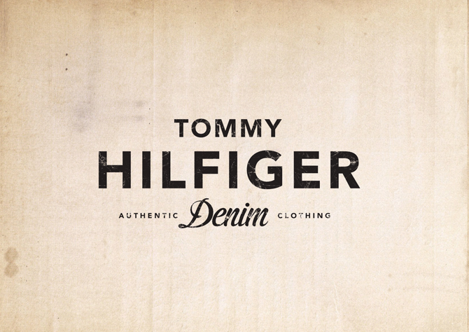 Tommy Hilfiger Denim Logo
